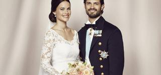 Swedish Royal Wedding Dresses to be Displayed in Exhibition