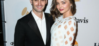 Miranda Kerr Shows Off New Engagement Ring