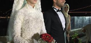 Hashim Al Atassi's Granddaughter Marries Son of Erdogan's Cheif Advisor