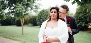 Bride Left Paralyzed After Slipping on Wedding Dress