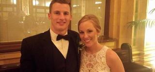 عروس تنقذ امرأة غابت عن الوعي بعد حفل زفافها مباشرة
