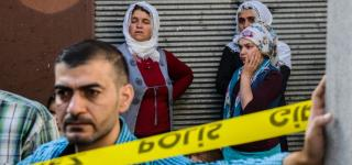 50 Dead in ISIS Attack on Wedding in Turkey