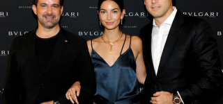 Lily Aldrige Named New BVLGARI Brand Ambassador