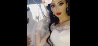بالفيديو: زواج الفنانة مريم حسين في لندن