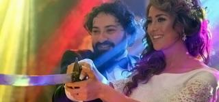 Syrian Star Ola Basha Gets Married