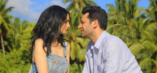 Pictures: Murat Yildirim and Imane El Bani on Their Honeymoon