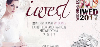 Doha's International Wedding Exhibition (IWED) To Open April 2017