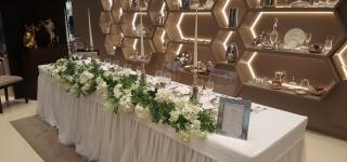 Christofle Launches a Bridal Program in Dubai