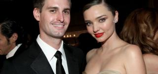 Miranda Kerr to Marry Evan Spiegel This Weekend