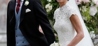 بالصور: حفل زفاف بيبا ميدلتون وجيمس ماثيوز