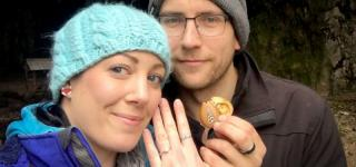 Woman Wore Her Engagement Ring For a Year Without Knowing