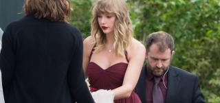 Taylor Swift was a Bridesmaid at Her Friend's Wedding