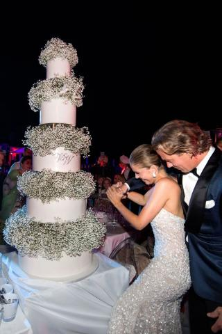 The Luxury Wedding of Swarovski Heiress Victoria Swarovski ...