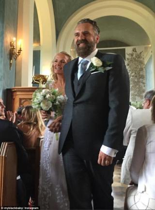 Elisabeth Murdoch and Keith Tysons Wedding - Arabia Weddings