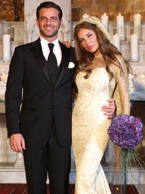 Nicole Saba and Yusuf Al-Khal