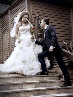 Qamar Khalaf and Mihyar Khdour's Wedding 1