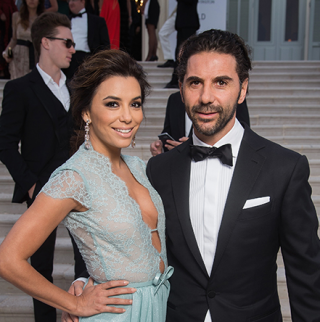 First Pictures From Eva Longoria and Jose Baston's Wedding