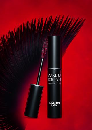 Makeup Forever Launches New Excessive Lash Mascara