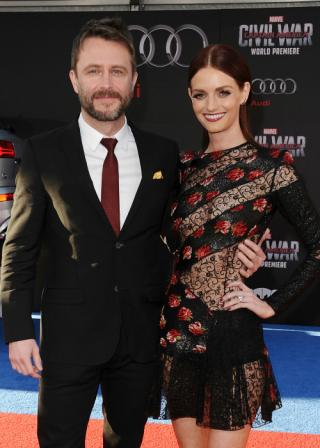 Pictures: Chris Hardwick and Lydia Hearst Are Officially Married