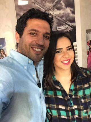 Hasan Al Raddad Reacts to Marriage Rumors to Amy Samir Ghanem