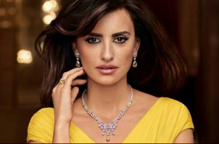 Penelope Cruz The New Face of Damas