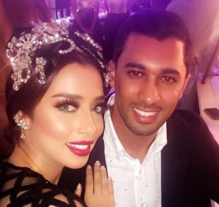 Balqees Preparing For Her New Year Wedding