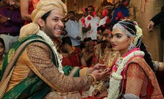 Lavish Wedding For Indian Politician's Daughter Goes Viral