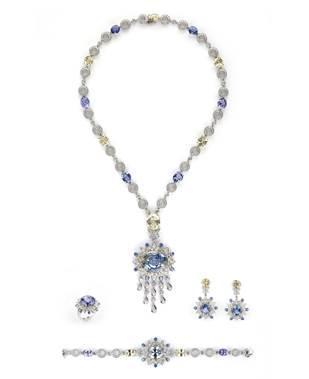 Mouawad 'Masterpiece Collection' Sparkles at Victoria's Secret Fashion Show 2016