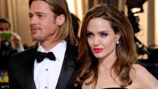 براد بيت وأنجلينا جولي يخوضان معركة الطلاق بسرية تامة