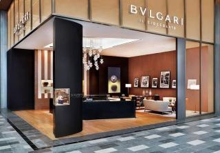 """""""بولغري"""" و""""مِراس"""" دبي يعلنان افتتاحهما متجر """"بولغري ايل شوكولاتو"""" الأول في دبي"""