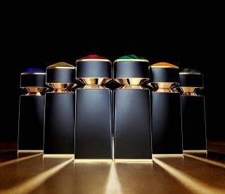 Bulgari Releases New Perfume Collection for Men