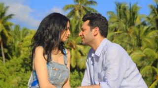 Pictures: Murat Yildirim and Imane El Bani on Their Honeymoon