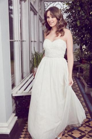 Dorothy Perkins Is Launching A Low Cost Wedding Dress Line