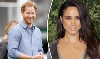 Queen Elizabeth Gives Prince Harry Permission to Propose to Meghan Markle