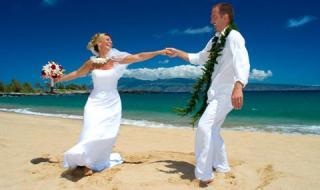 وجهات غير اعتيادية لإقامة حفلات الزفاف