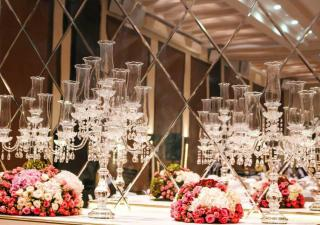 A Chit Chat with Arabia Weddings: Elmas Events