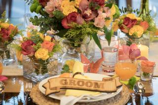 A Rusty Wood Wedding by The Day Weddings and Events