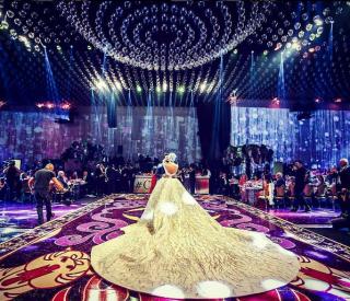 4 Modern Day Fairy Tale Weddings of Lebanon