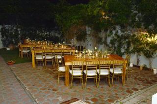 Rustic Theme Ideas For Your Pre-Wedding Party By The Day