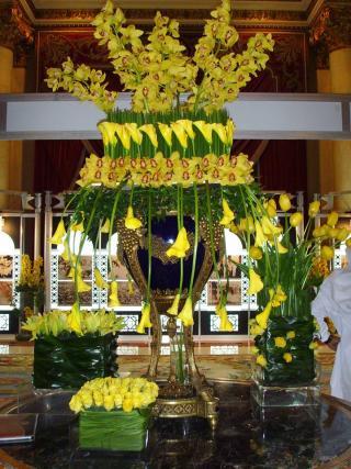Top 6 Wedding Florists in Jeddah