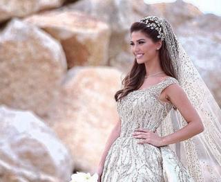 Beautiful Bridal Hairdos by Lebanese Hairstylist Tony Sawaya