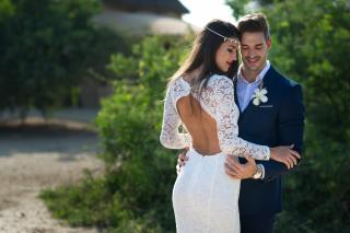 A Safari Elopement Photo Shoot by The Wedding Haven