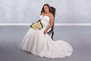 Beautiful 2017 Plus Size Wedding Dresses