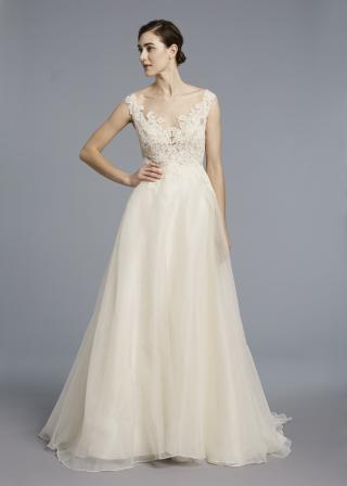 The Latest 2018 Bridal Collection by Anne Barge
