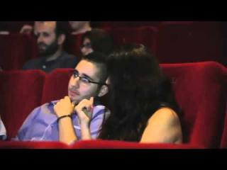 Embedded thumbnail for Marriage Proposal at Movie Theater in Lebanon