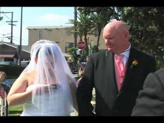 Embedded thumbnail for Bride Texting at the Altar