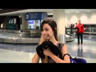 Embedded thumbnail for Marriage Proposal at The Airport