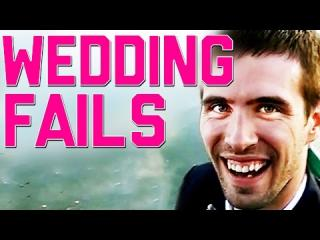 Embedded thumbnail for أطرف لقطات الزفاف المحرجة لعام 2015