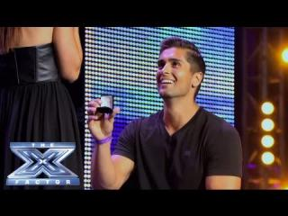 Embedded thumbnail for X Factor Marriage Proposal