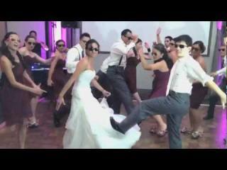 Embedded thumbnail for Gangnam Style Wedding